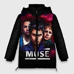 Куртка зимняя женская Muse Band - фото 1