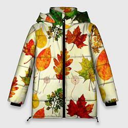 Куртка зимняя женская Осень цвета 3D-черный — фото 1