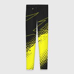 Леггинсы женские Bona Fide Одежда для фитнеcа цвета 3D-принт — фото 1
