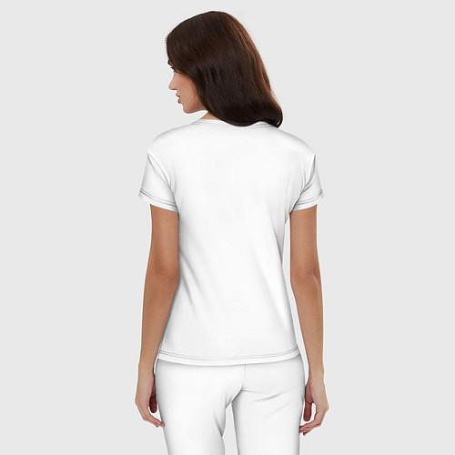 Женская пижама Join The Hunt / Белый – фото 4