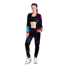 Олимпийка женская ЕГОР КРИД цвета 3D-красный — фото 2
