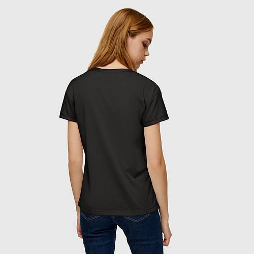 Женская футболка Oxxxymiron / 3D – фото 4
