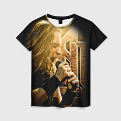 Женская футболка Кипелов: Ария