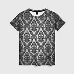 Женская футболка Гламурный узор