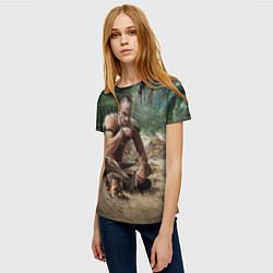 Футболка женская Far Cry цвета 3D — фото 2