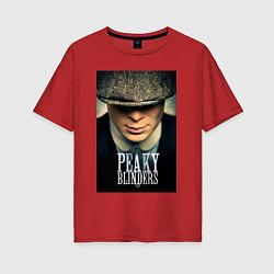 Женская футболка оверсайз Peaky Blinders