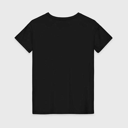 Женская футболка Oh, my Glob! / Черный – фото 2